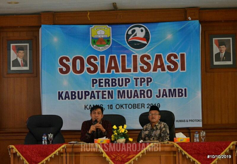 Sosialisasi Perbup TPP 2019