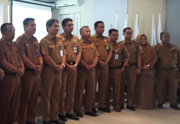 Rakornis Pengawasan Teknis di Inspektorat Provinsi Jambi