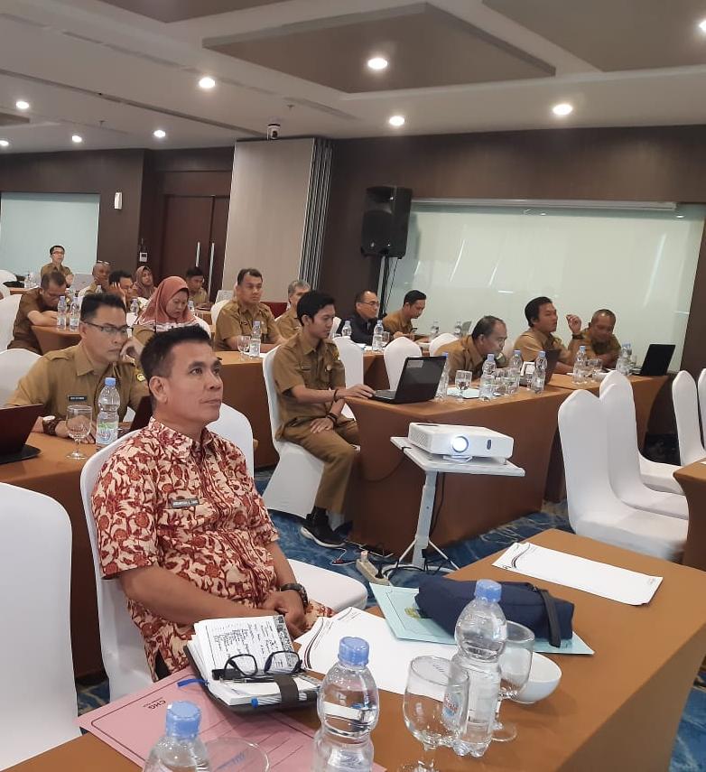 Evaluasi Reformasi Birokrasi dan SAKIP Kabupaten/Kota Provinsi Jambi 2019