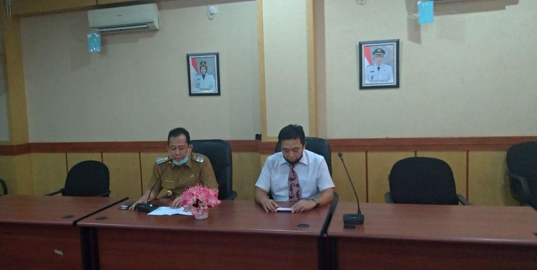 Kunjungan Ombudsman RI Perw. Prov Jambi Ke Pemkab Muaro Jambi