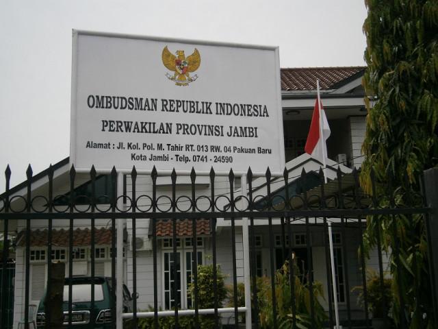 Rapat Koordinasi Persiapan Kedatangan Ketua Ombudsman RI Ke Pemkab Ma. Jambi