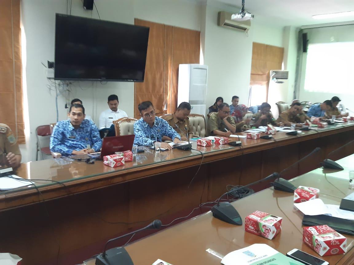 Rakornis Penguatan Tugas Dan Fungsi Setda Provinsi Dan Kabupaten/Kota sesuai PMDN 56 Tahun 2019