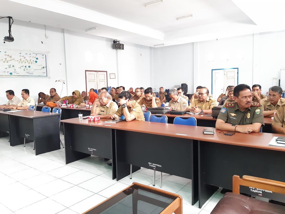 Pendampingan Penguatan Sistem  Akuntabilitas Kinerja   Instansi Pemerintah (SAKIP) (24/09/2019)